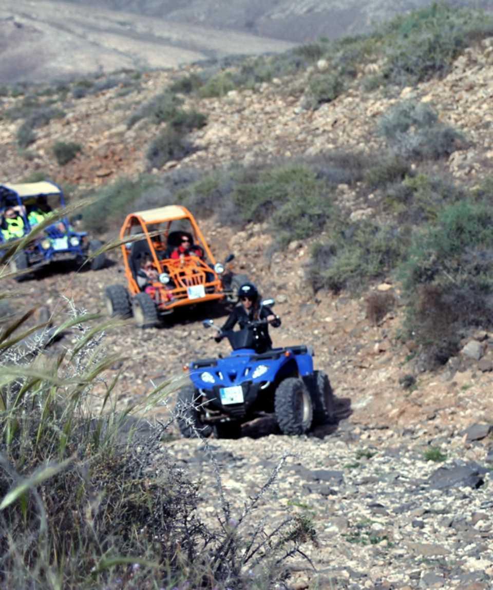 Buggy Tour Caleta de Fuste Fuerteventura