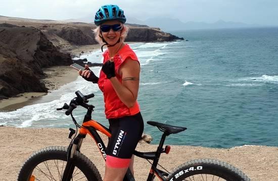 E-Bike Tour Costa Calma Fuerteventura 3 Hours