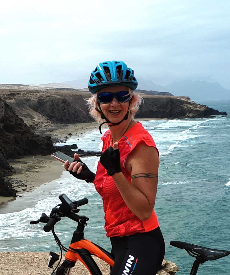 E-Bike Tour Costa Calma Fuerteventura 3 Hours