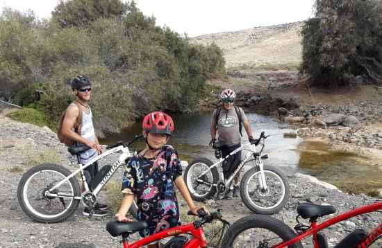 E-Bike Tour Caleta de Fuste Fuerteventura 3 hours