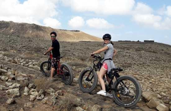 E-Bike Tour Corralejo Fuerteventura 3 Hours