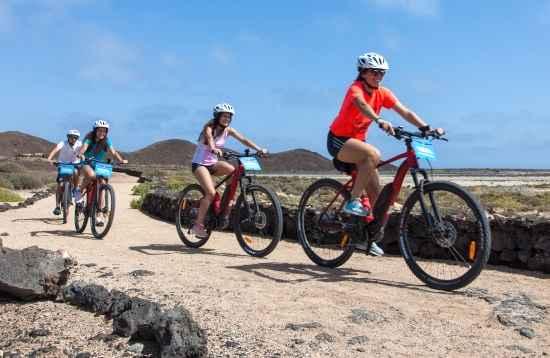 Volcano E-Bike Tour Fuerteventura 3 Hours