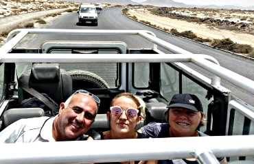 Jeep Safari Cofete