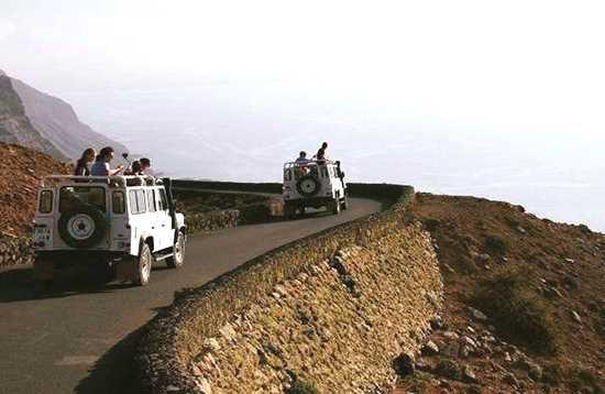 Jeep Safari Cotillo in the North of Fuerteventura