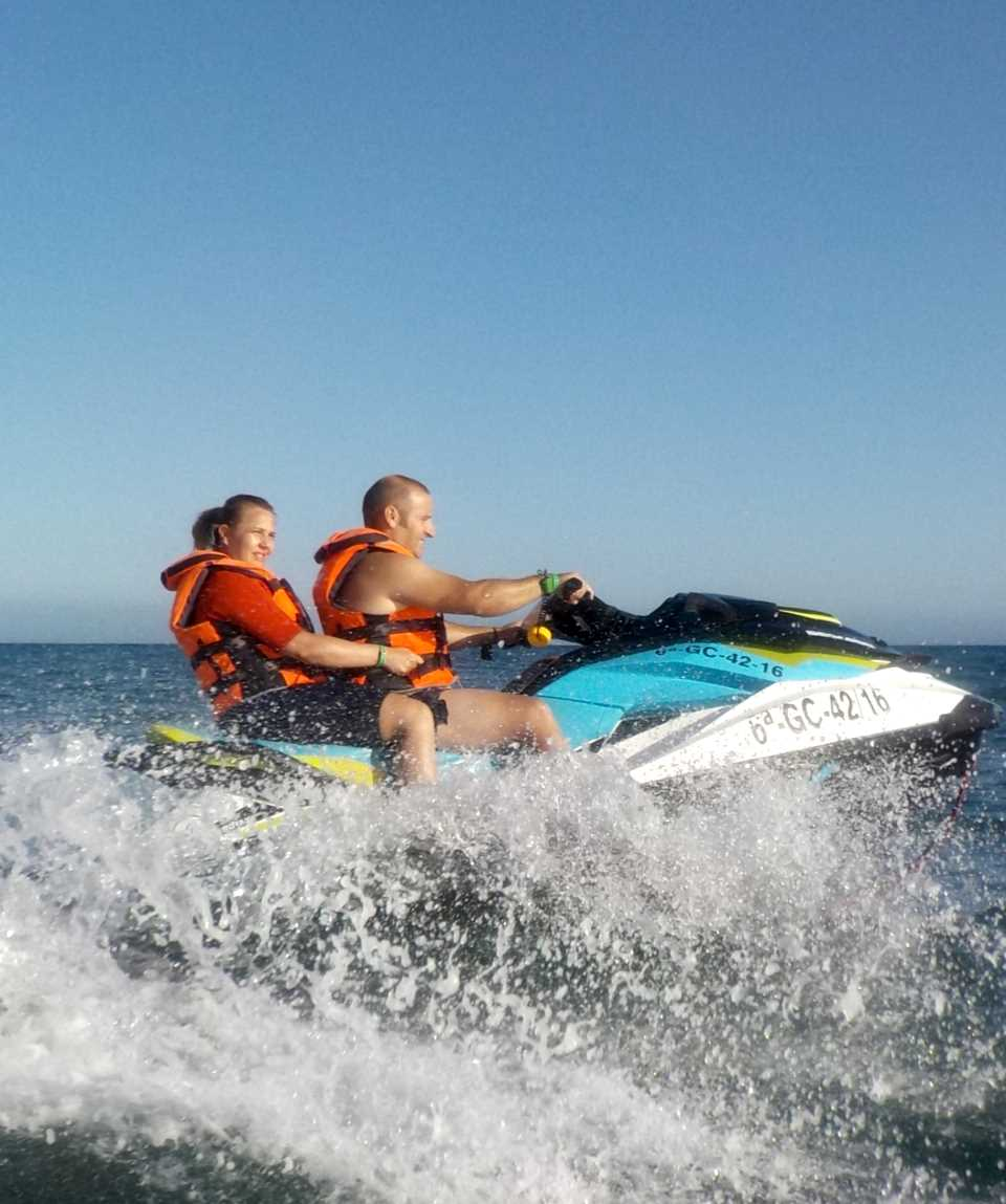 Jet Ski Safari in Morro Jable Fuerteventura