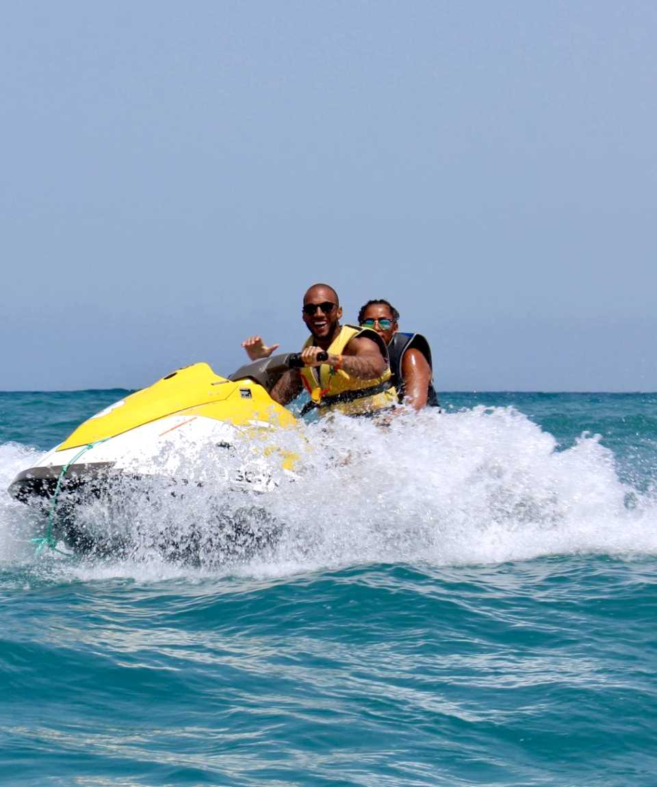 Water Sports Package Crazy Ufo Morro Jable Fuerteventura