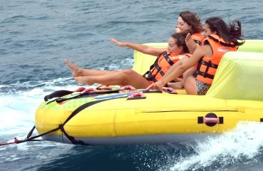 Jet Boat Package