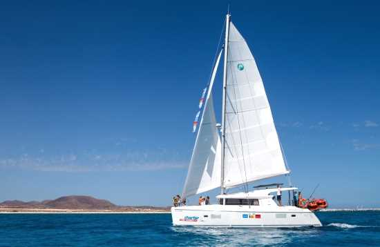 Catamaran Tour Isla de Lobos Fuerteventura