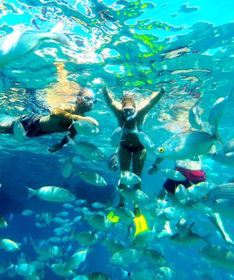 Catamaran Trip Lobos Deluxe Fuerteventura