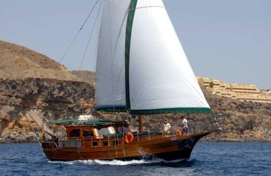 Paradise Sailing Trip Fuerteventura