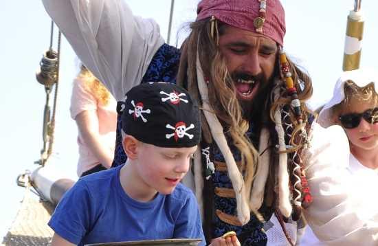 Pirates & Dolphins in Jandía Fuerteventura