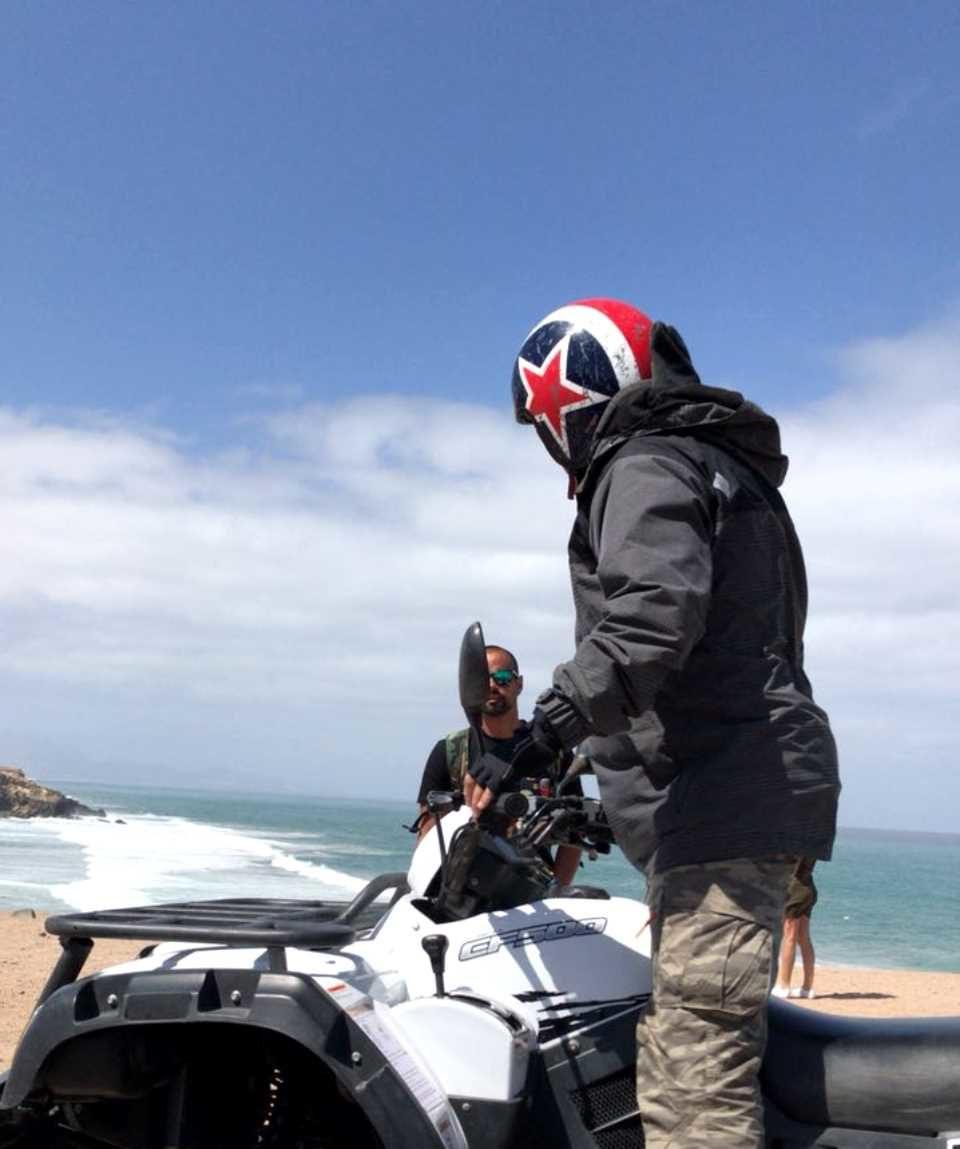 Quad Bike Tour Costa Calma Fuerteventura