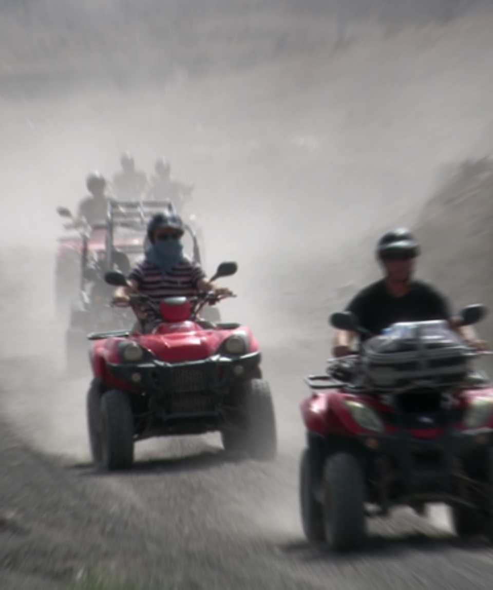 Quad Bike Tour Costa Calma Fuerteventura
