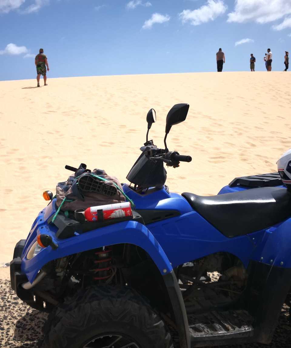 Quad Bike Tour Corralejo Fuerteventura
