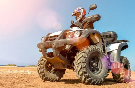 Quad Bike Tour in Jandia Fuerteventura