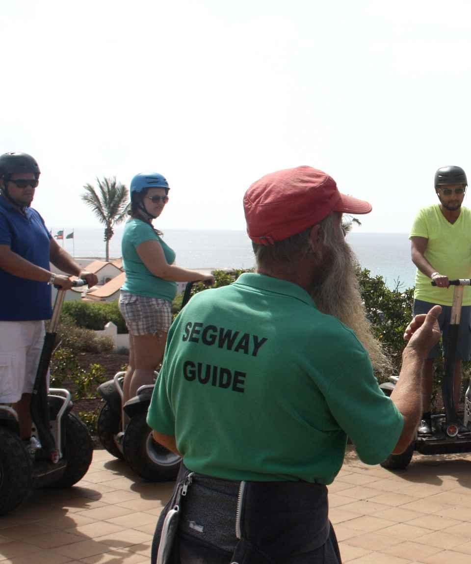 Segway Tour in Jandía Fuerteventura