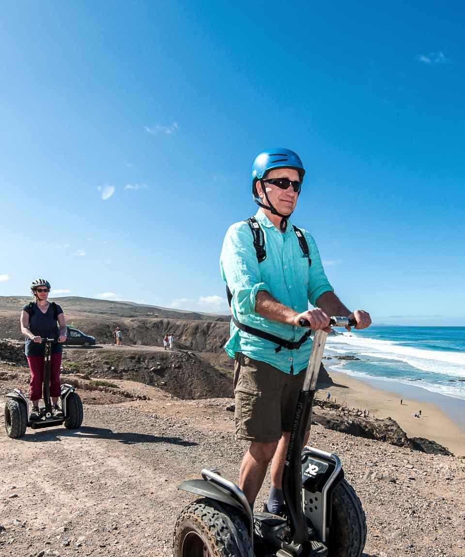 Segway Tour in La Pared Fuerteventura