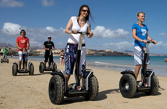 Segway Tour in Morro Jable Fuerteventura