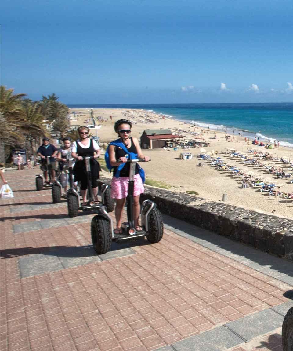 Segway Tour in Morro Jable Fuerteventura