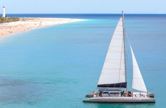 Catamaran Trip Select Fuerteventura