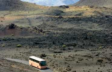 The Volcanoes of Lanzarote