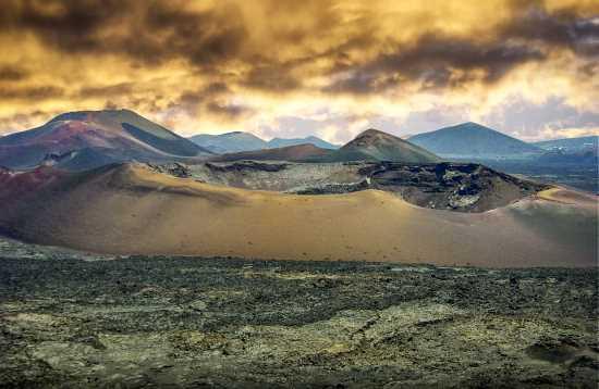 From Fuerteventura to the Volcanoes of Lanzarote