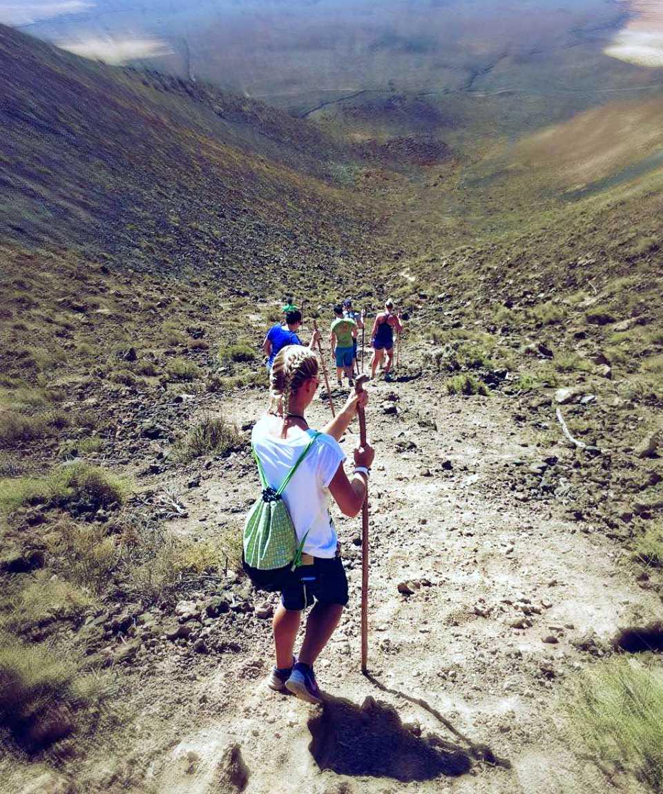 Hiking Wine & Volcano Fuerteventura