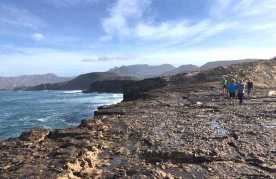 Hiking Wild Coast & Legends Fuerteventura