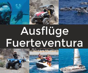CANCO Fuerteventura - Ausflüge und Sehenswürdigkeiten