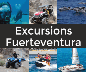 CANCO Fuerteventura - Excursions and Sights