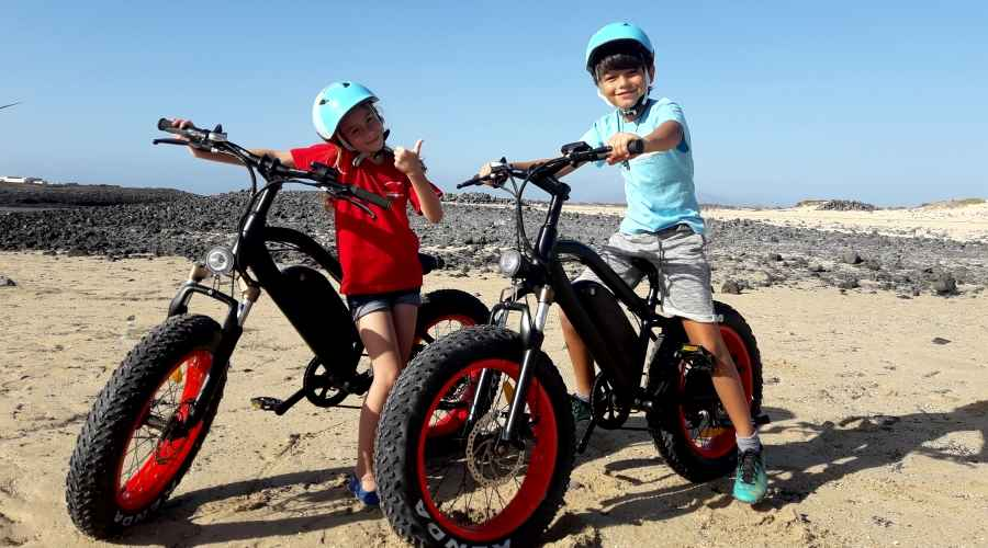 Fuerteventura for kids