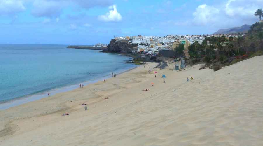 Beaches of Morro Jable